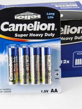 باتری 4 تایی camelion