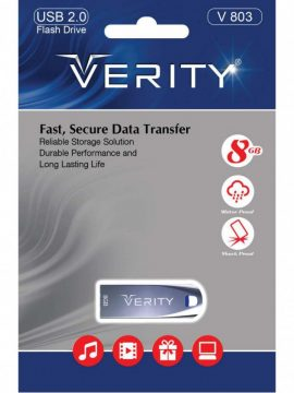 فلش-verity-v803-8gb