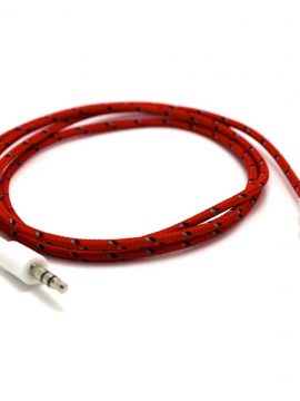 Nylon-AUX-Audio-Cable
