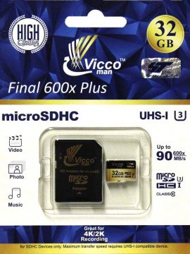 Vicco-man-MicroSD-U3-90MBS-32GB