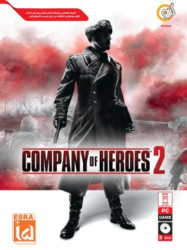 Company of Heroes 2 PC 3DVD5