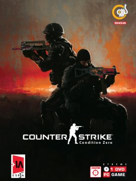 Counter Strike Condition Zero Valt  X PC 1DVD5