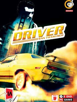 Game Driver San Francisco Asli PC 1DVD9