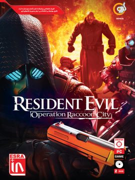 Resident Evil Operation Raccoon City PC 2DVD5