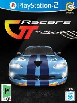 GT Racers Asli PS2 1CD 5840