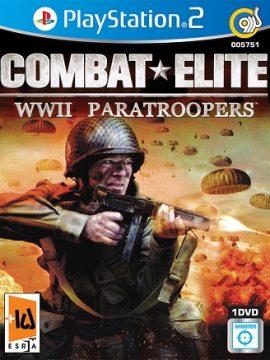 Combat Elite WWII Paratroopers Asli PS2 1DVD5 5751