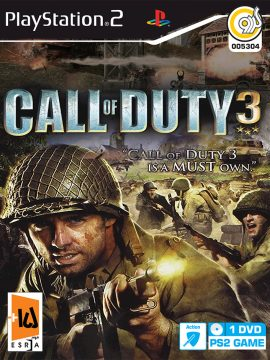 Call of Duty 3 Asli PS2