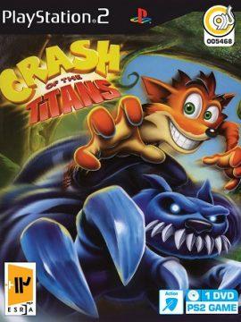 Crash Of The TiTans Asli PS2 1DVD5 5468