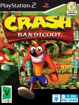 Crash Bandicoot Asli PS2 1CD 5466
