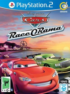Cars Race-O-Rama Asli PS2 1DVD5 5846