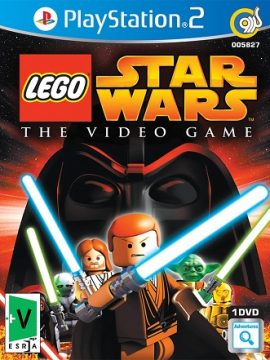 Lego Star Wars The Video Game Asli PS2 1DVD5 5827