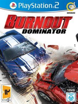 Burnout Dominator Asli PS2 1DVD5 5820