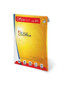 Office 2007 with SP3