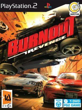 Burnout Revenge Asli PS2 1DVD5 5738
