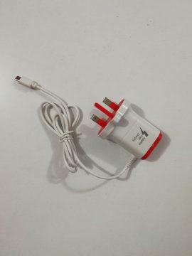شارژر 3 پین کابل دار