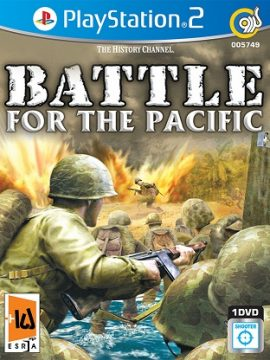 The History Channel Battle For The Pacific Asli PS2 1DVD5 5749