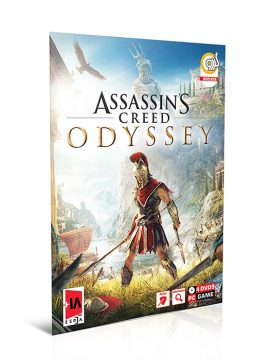 ASSASSINS CREED ODYSSEY PC 4DVD9