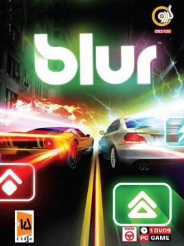 Bazi Gerdoo Blur Asli PC 1DVD9