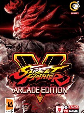 Street Fighter V Arcade Edition Virayeshi PC 2DVD9 5801