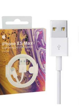 XS MAX CABLE IPHONE