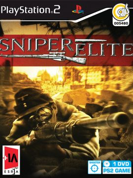 SNIPER ELITE PS2 GAME
