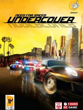 Need For Speed UnderCover Virayeshi PC 1DVD95331