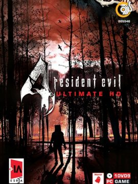 Resident Evil 4 Ultimate HD Virayeshi PC 1DVD9 5546
