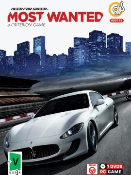 Need For Speed Most Wanted a Criterion Game Virayeshi PC 1DVD95715