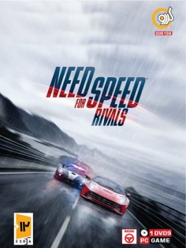 Need for Speed Rivals Virayeshi PC 1DVD95108