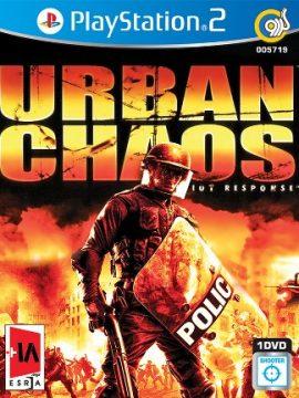 Gerdoo Urban Chaos Riot Response Asli PS2 1DVD5