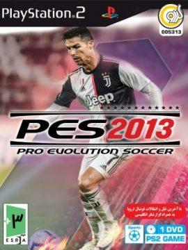 Bazi Gerdoo PES 2013 Pro Evolution Soccer Asli PS2 1DVD5 11000
