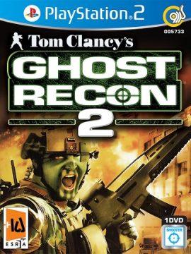 Tom Clancy's Ghost Recon 2 Asli PS2 1DVD5 5733
