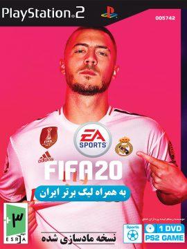 FIFA 20 PS2