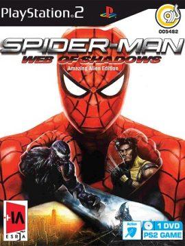 Spider-Man Web Of Shadows Asli PS2 1DVD5 5482