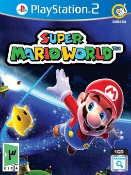 Super Mario World Asli PS2 1CD 5483