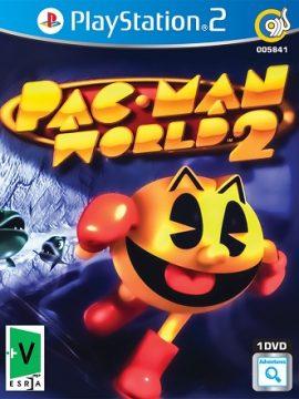 Pac-Man World 2 Asli PS2 1DVD5 5841
