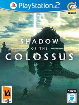 Shadow Of The Colossus Asli PS2 1DVD5 5761