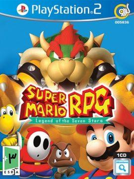 Super Mario RPG Legend of the Seven Stars Asli PS2 1CD 5836