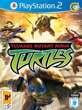 Teenage Mutant Ninja Turtles Asli PS2 1DVD5 5763