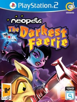 The Darkest Faerie Asli PS2 1DVD5 5842
