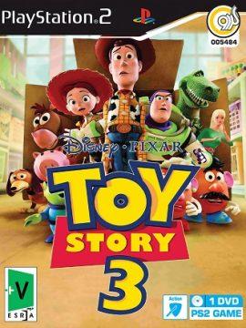 Toy Story 3 Asli PS2 1DVD5 5484