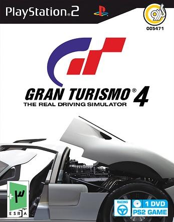 Gran Turismo 4 The Real Driving Simulator Asli PS2 1DVD5 54711